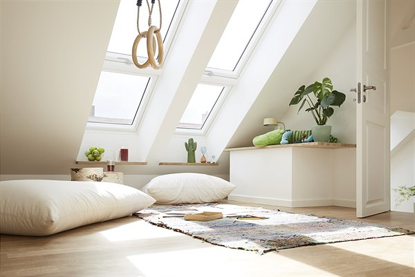 VELUX Studie_Coming Generation_Let the nature in